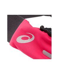 Asics Waistpack in het Pink