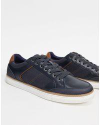 Call It Spring – Lässige Sneaker zum Schnüren in Blue für Herren