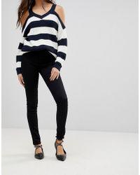 Vero Moda Black Skinny Jeans