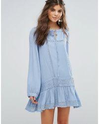 Eldora Somedays Lovin en coloris Blue