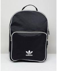 6677f63a00 Lyst - adidas Originals Adicolor Backpack In Black Cw0637 in Black ...