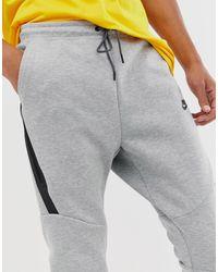 Tall - Joggers tecnici di Nike in Gray da Uomo
