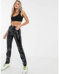 Yvon - Pantaloni di Fiorucci in Black