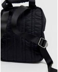 Borsello piccolo nero di Dr. Martens in Black