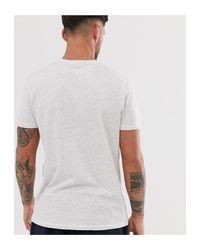 T-shirt à imprimé New York - chiné New Look pour homme en coloris Gray