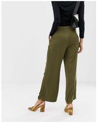 Pantalón Vero Moda de color Green