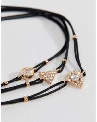 ALDO - Metallic Stacking Friendship Bracelets - Lyst