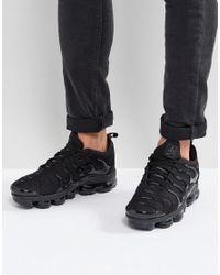 Air Vapormax Plus Caoutchouc Nike pour homme en coloris Noir - Lyst