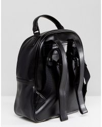 Fred Perry | Black Backpack | Lyst