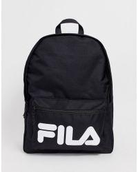 Fila Verda - Medium Rugzak in het Black