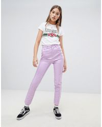 49f045ed73 Daisy Street. Women s Purple Vinyl Trousers