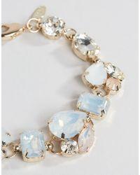 Coast - Metallic Emily Stone Statement Bracelet - Lyst