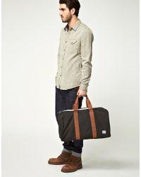 Herschel Supply Co. Black Ravine Bag for men