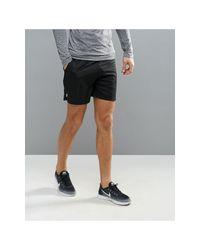 New Look Black Sport Running Shorts for men