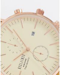 Часы С Хронографом Inspired-серебряный Reclaimed (vintage) для него, цвет: Metallic