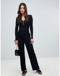 Pantalón Y.A.S de color Black