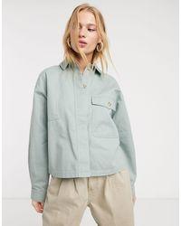 Светло-зеленая Рубашка С Карманом -зеленый & Other Stories, цвет: Green