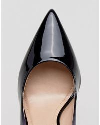 Carvela Kurt Geiger - Black Alison Ombre Patent Court Shoes - Lyst