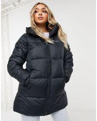 Черная Куртка Puffect-черный Columbia, цвет: Multicolor