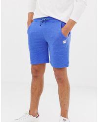 Short en jersey Jack & Jones pour homme en coloris Blue