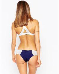 Blue Life - Blue The Wanderer Cheeky Bikini Bottom - Lyst