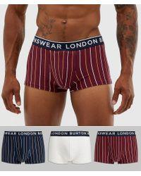 Burton Red Underwear for men