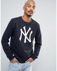 KTZ | Black New York Yankees Sweatshirt for Men | Lyst