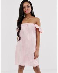 Missguided Pink – Kleid