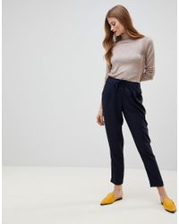 Y.A.S Blue Elegante Hose mit Kordelzug