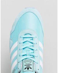 Adidas Originals Haven Sneakers In Blue Bb1289 for men