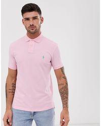 Polo Polo Ralph Lauren de hombre de color Pink