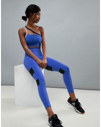 Reebok Black Training Hi-rise Legging