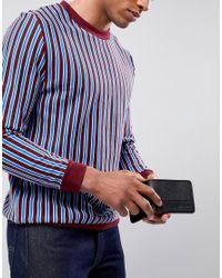 Portefeuille Pull&Bear pour homme en coloris Black