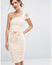 Bec & Bridge | Pink Ellette Midi Dress | Lyst