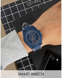 Armani Exchange Blue Connected Axt1002 Smart Watch for men
