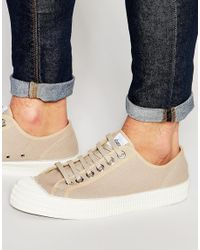 Novesta - Brown Star Master Plimsolls for Men - Lyst