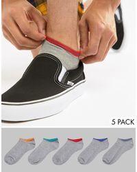 Pack ASOS de hombre de color Multicolor