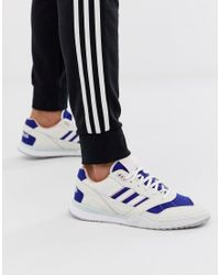 Adidas Originals Blue A.r Trainers for men