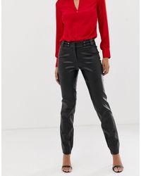 Pantaloni neri di Morgan in Black