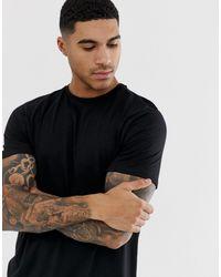 T-shirt New Look pour homme en coloris Black