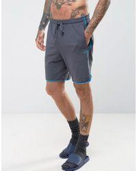 BOSS Blue By Hugo Lounge Shorts In Regular Fit for men
