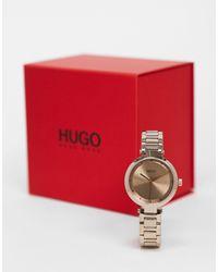 HUGO Natural Hope Bracelet Watch
