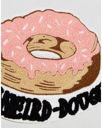 ASOS - Multicolor X Lot Stock & Barrel 'weird-doughs ' Iron On Badge - Lyst