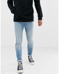 Jeans - Jean skinny Lee Jeans pour homme en coloris Blue