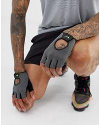 Training - Fundamental - Gants Nike pour homme en coloris Gray