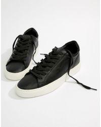 Good For Nothing Logo Sneakers In Black for men