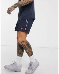 Ellesse Blue Renzo Shorts for men