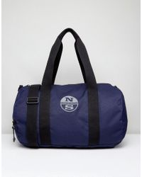 92db88e036 North Sails Large Holdall Bag In Navy in Blue for Men - Lyst