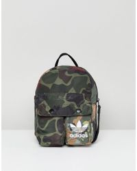 6bd3d76388682 adidas Originals. Women s X Pharrell Williams Hu Camo Mini Backpack