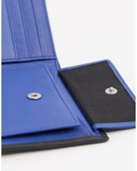 Portafoglio di ASOS in Blue da Uomo